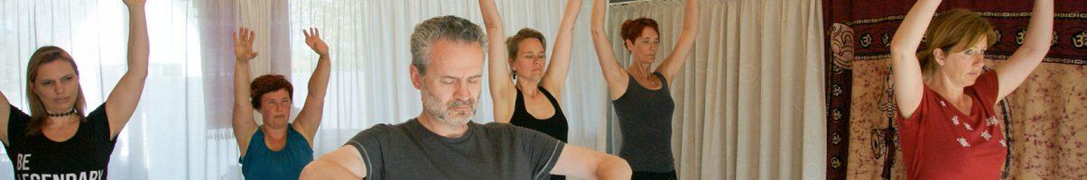 Yoga voor beginners (op individuele basis of koppels)